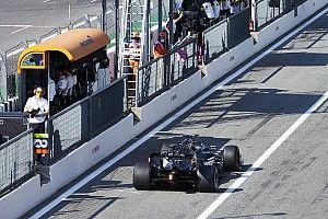 FIA revela conversación de los comisarios con Hamilton en Monza