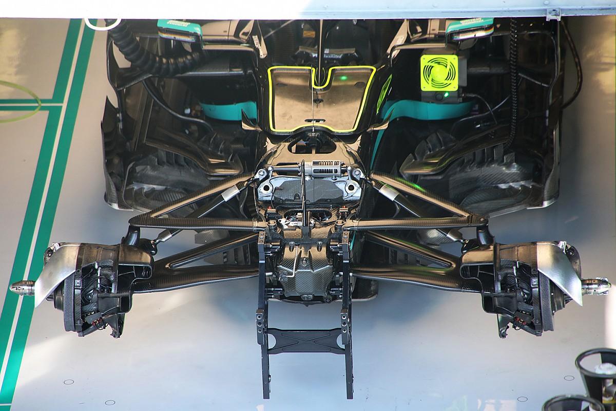 Italian GP: Latest key F1 technical developments
