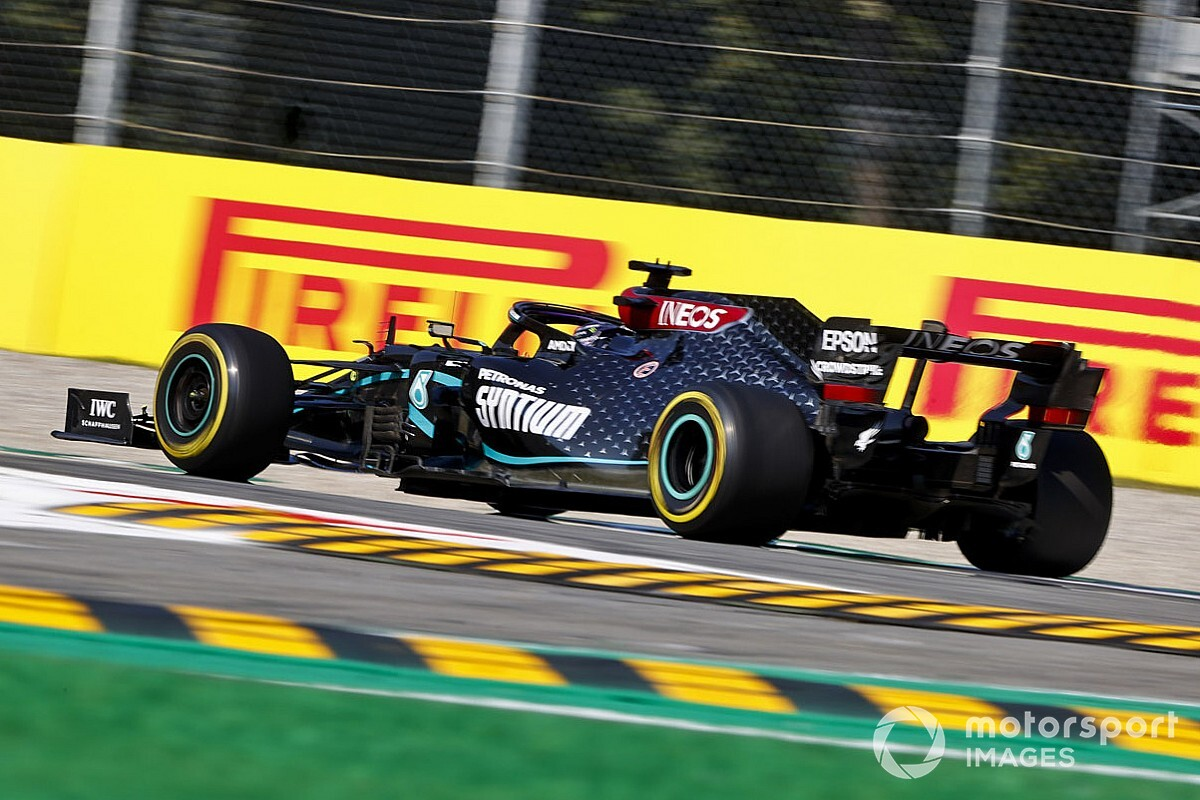 No further action over Hamilton near-miss in FP3