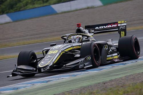 Natori withdraws from Super Formula opener