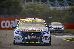Whincup fined $2000 for post-race bungle