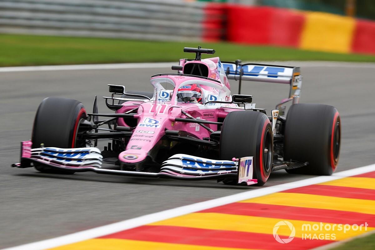 Perez: Racing Point moet podiums pakken als Red Bull fouten maakt