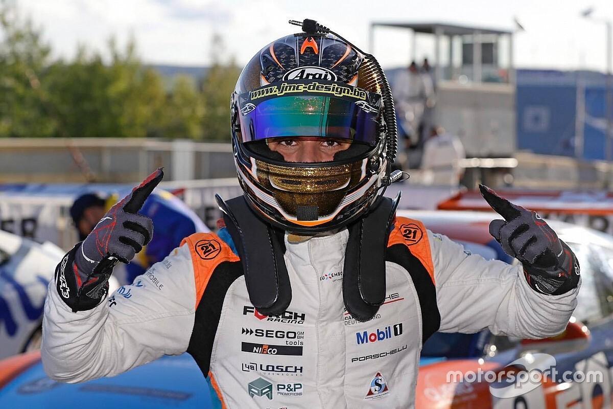 Zwycięska seria Förch Racing