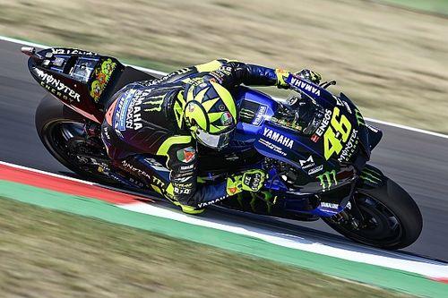 MotoGP, Misano, Libere 3: Rossi rialza la testa!