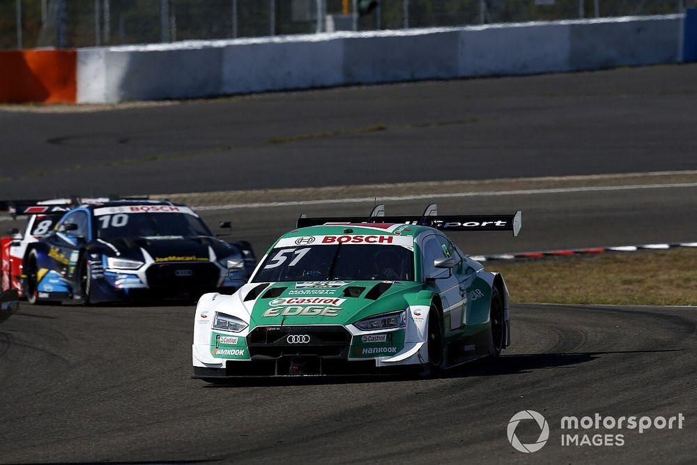 Müller verslaat Frijns tijdens tweede DTM-race op de Nürburgring