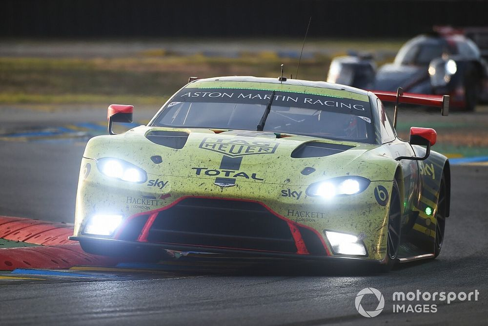 Lynn to miss Bahrain WEC finale after positive COVID test