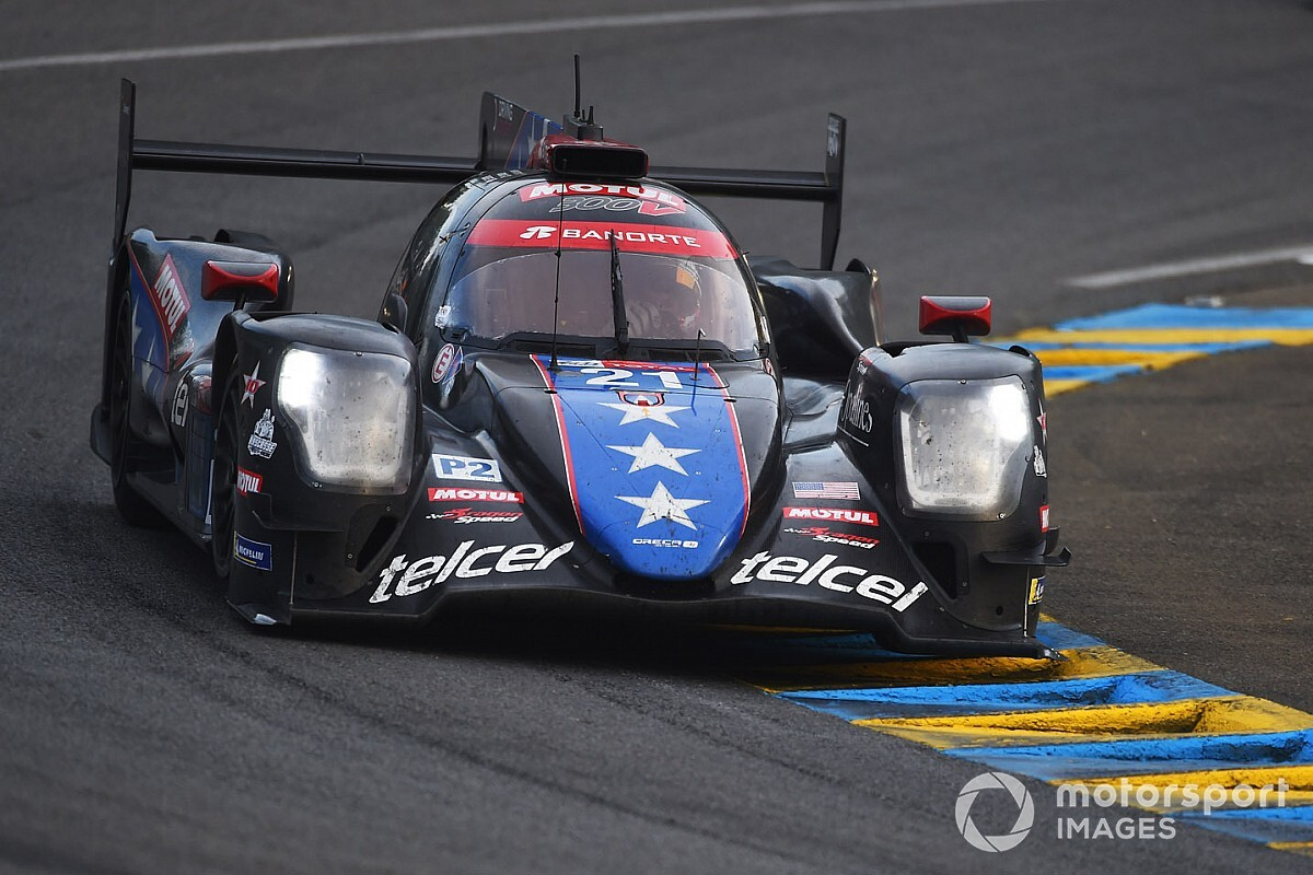 Rojas calls time on ELMS campaign two rounds early