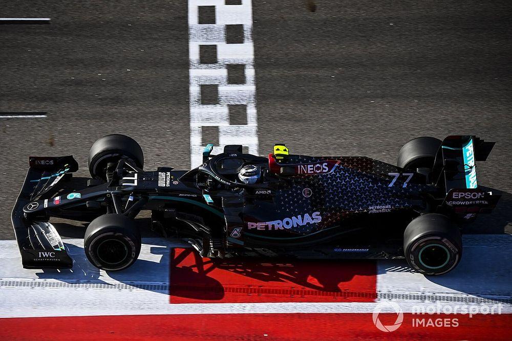 Fotogallery F1: il GP di Russia vinto da Bottas