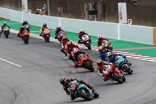 MotoGP Grand Prix van Catalonië - Tijden, welke tv-zender en meer