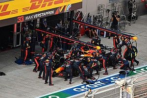 Red Bull Racing Raja Pit Stop