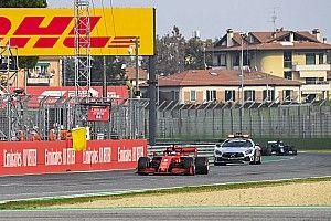 """Vettel juge """"embarrassante"""" la règle sur le tour de retard en F1"""
