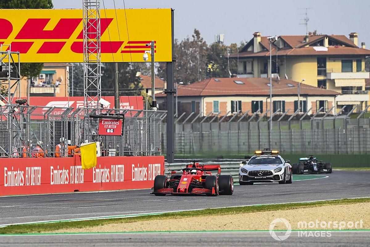 Masi reageert op Vettel over 'beschamende' safety car-regels