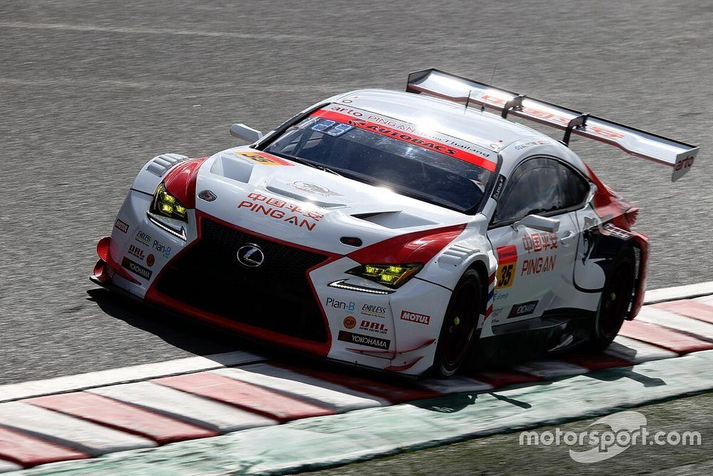 Ex-LMP1 driver Beche sees long term future in Super GT