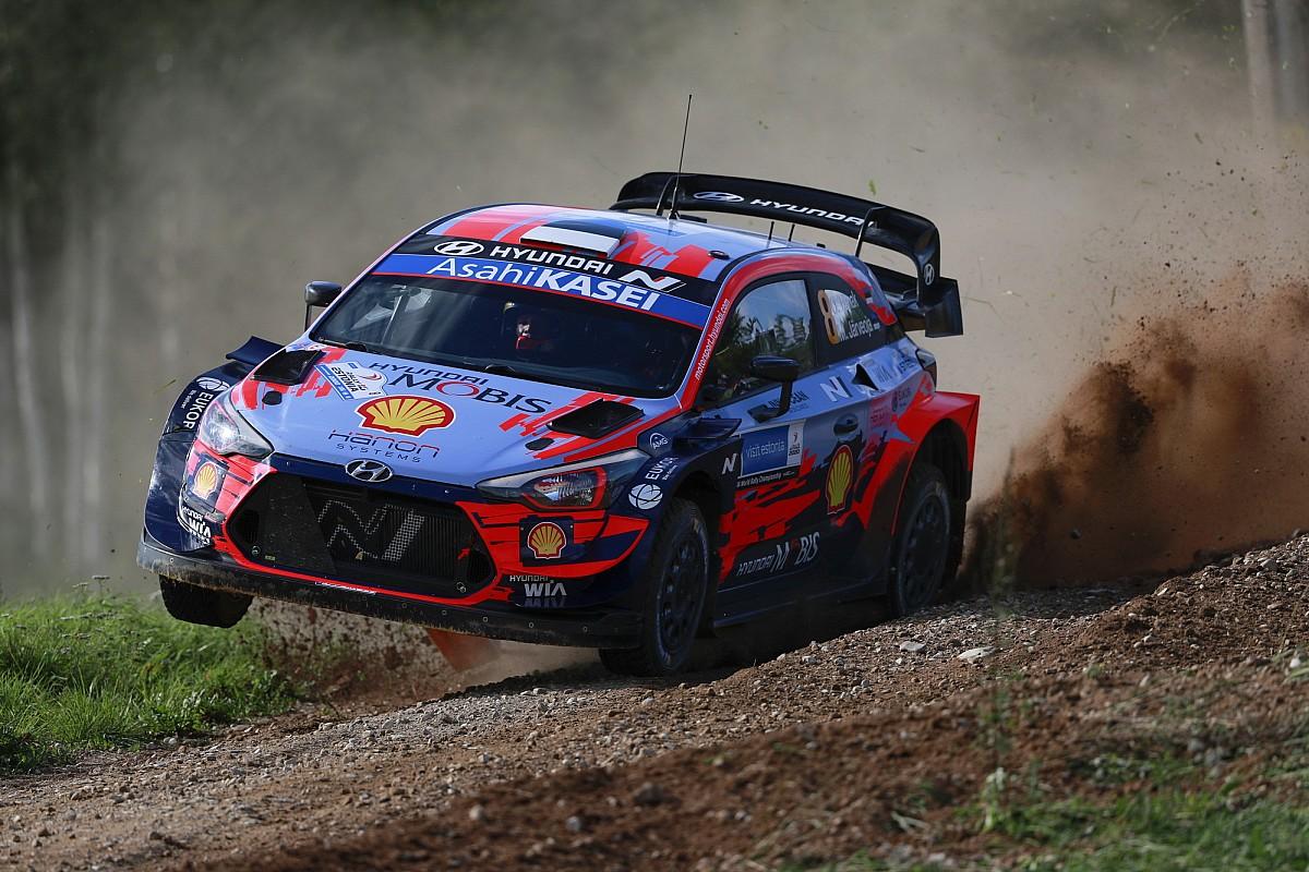 Tänak remporte le Rallye d'Estonie et se relance