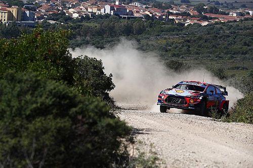El triunfal Rally de Cerdeña de Sordo, en vídeos