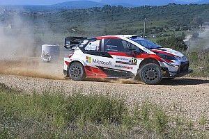 WRC, Rally Italia, PS7: Ogier riparte forte e torna terzo
