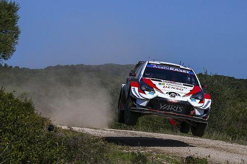 WRC, Rally Italia, PS3: primo acuto di Evans