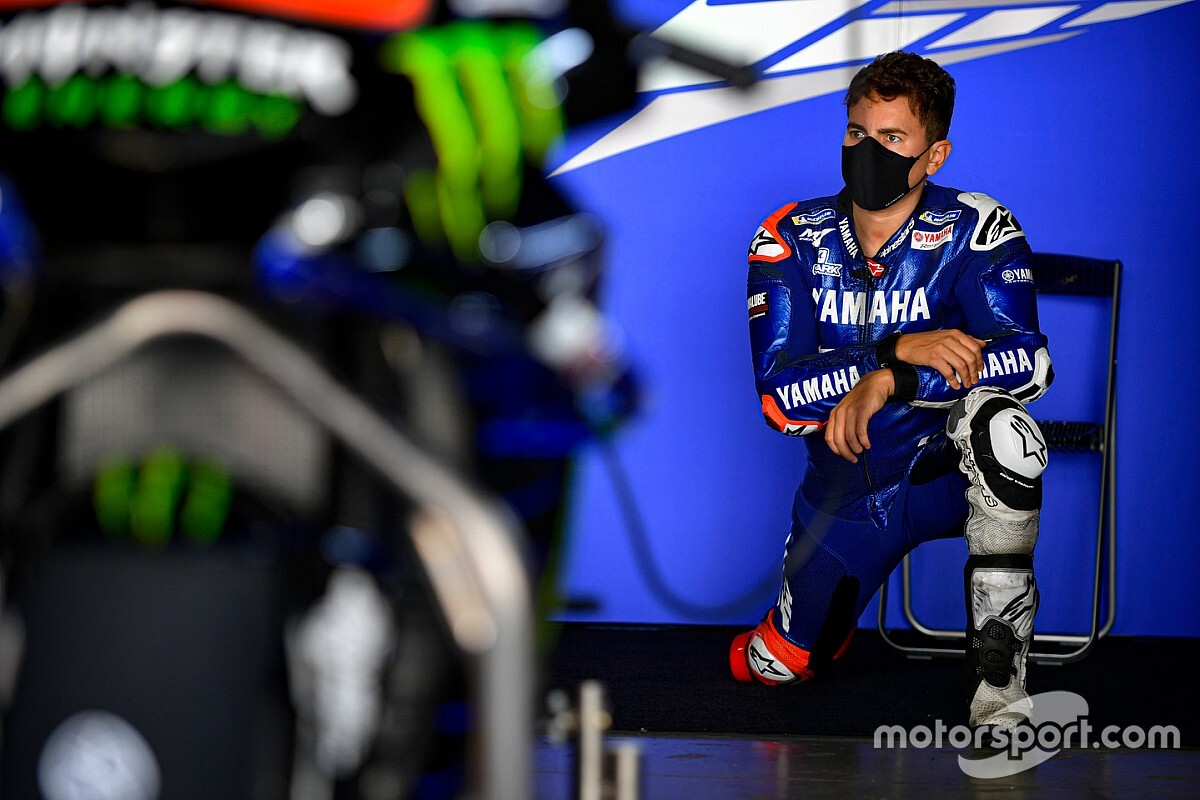 "Yamaha n'a pas obtenu avec Lorenzo ""le feedback attendu"""