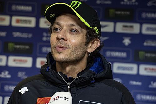 """Rossi: """"Aragon pista difficile per me, ma quest'anno sono veloce"""""""