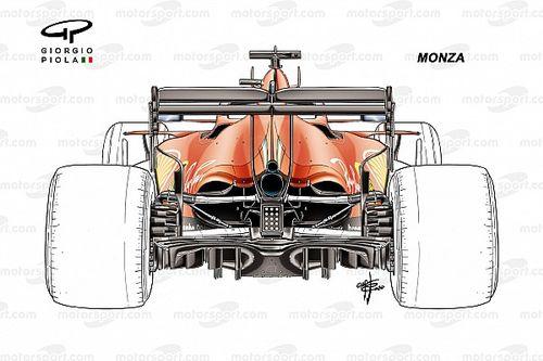 Технический анализ: что лишило Ferrari скорости в Спа и Монце