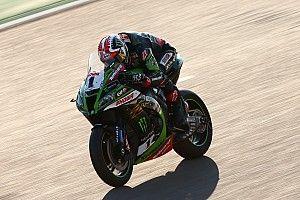 SBK, Teruel, Gara 2: Rea beffa Rinaldi, Redding sul podio