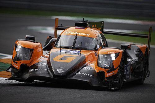 De Vries w G-Drive Racing
