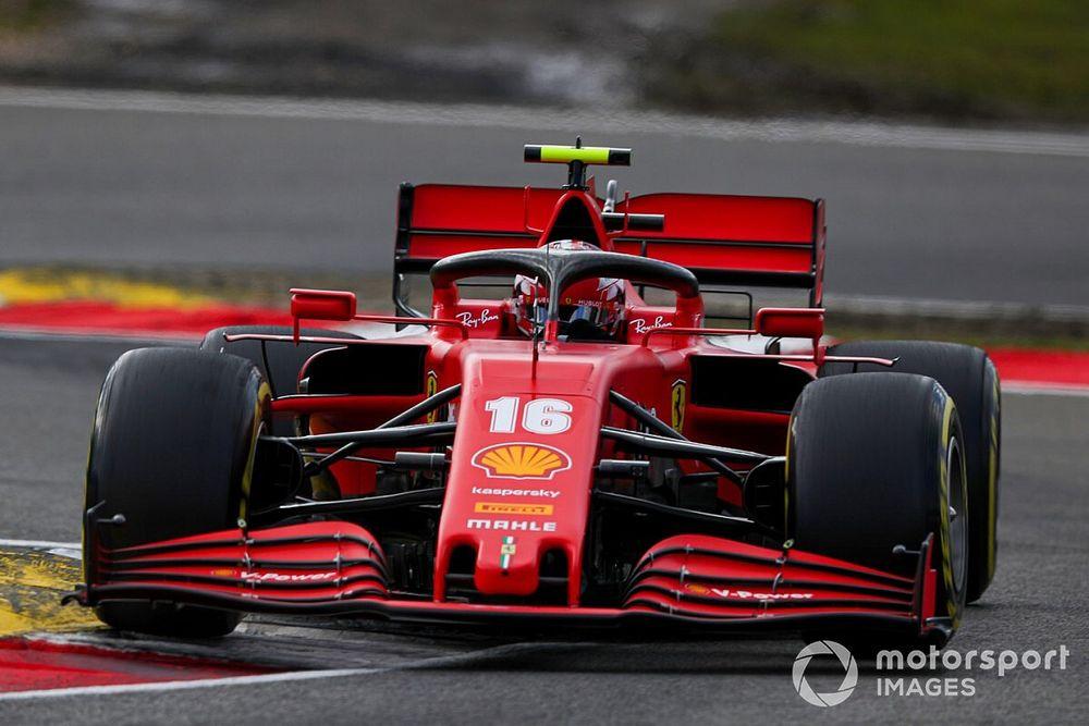 """Mekies: """"Dibe vuran Ferrari doğru yolda ilerliyor"""""""