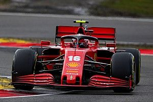 "Ferrari on right path after hitting ""rock bottom"" - Mekies"
