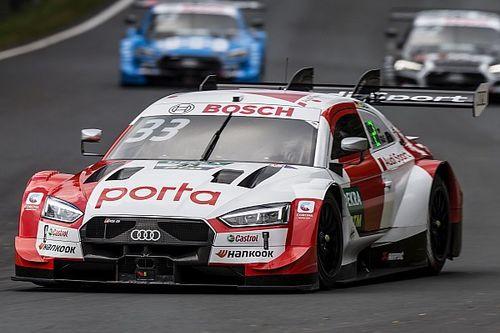 DTM: Pole Position con brividi per René Rast a Zolder