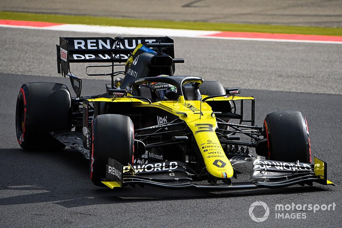 "Ricciardo jubelt na podium: ""Het gaat echt gebeuren, die tattoo"""