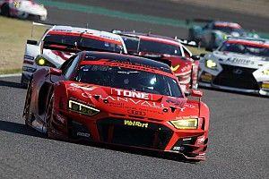 SGT第6戦|GT300決勝レポート:ピットタイミングも奏功し21号車アウディが優勝