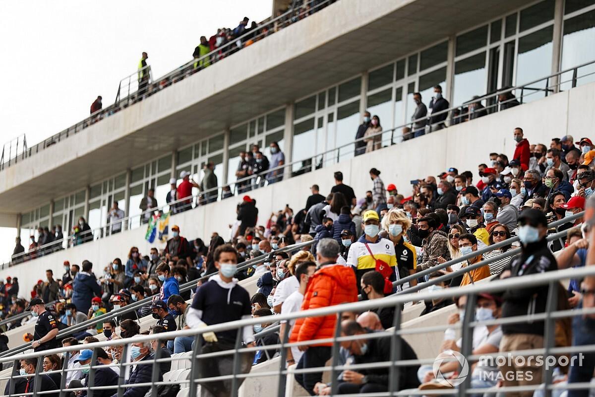 MotoGP: il GP del Portogallo sarà a porte chiuse