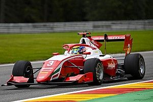 F3スパ:レース2はサージェントが粘りの逃げ切りで今季2勝目。ポイントリーダーの座を奪還