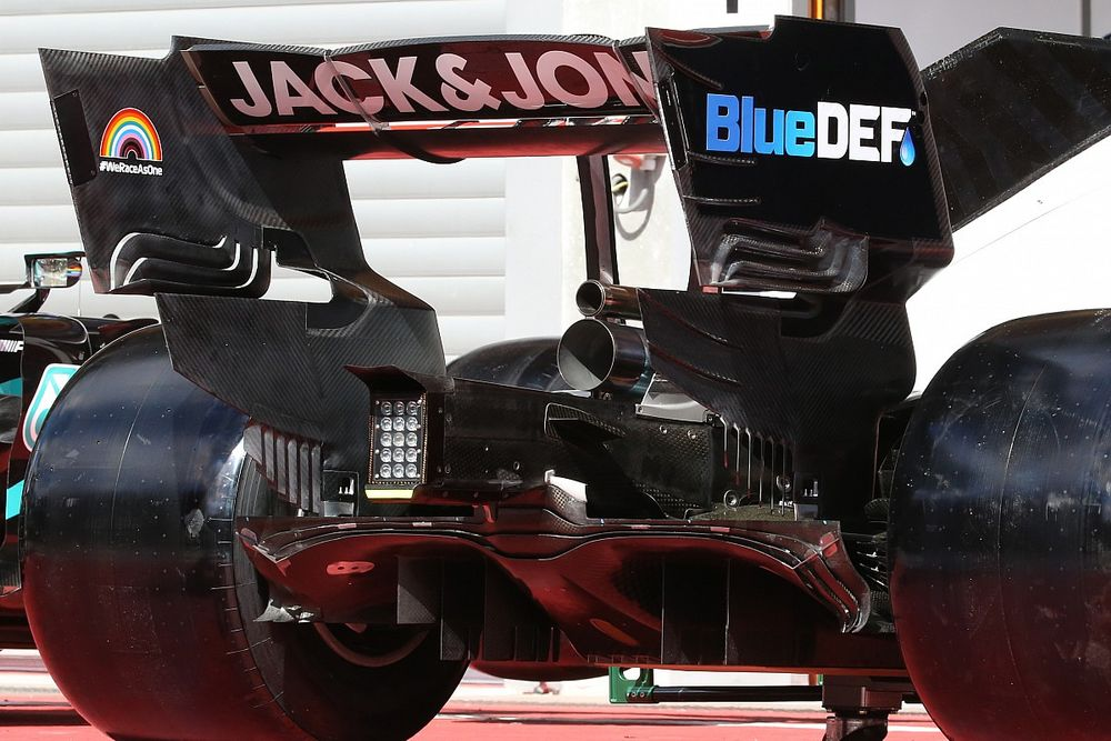 Belgian GP: F1 technical developments revealed at Spa