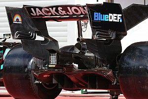 GALERÍA TÉCNICA: desarrollos en los F1 revelados en Spa