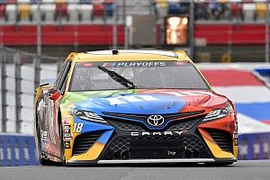 """Kyle Busch knocked out of NASCAR playoffs in """"terrible year"""""""