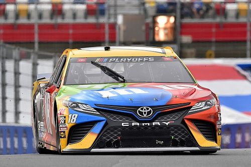 "Kyle Busch knocked out of NASCAR playoffs in ""terrible year"""