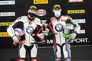 Magny-Cours WSBK: Laverty leads BMW 1-2 in qualifying