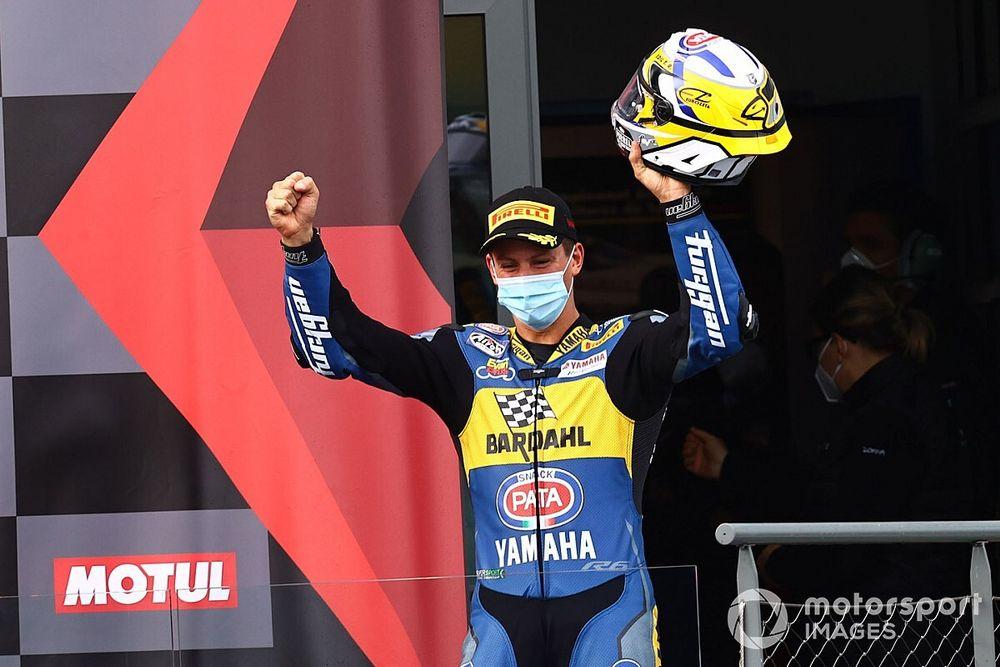 Ufficiale: Locatelli in SBK con il team Pata Yamaha nel 2021