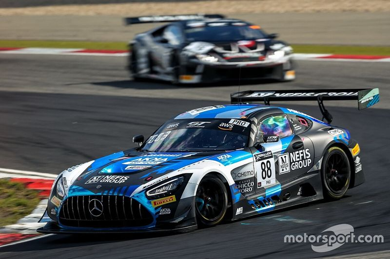 Why Timur Boguslavskiy has added incentive in the Spa 24 Hours