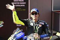 """Rossi: """"El año que viene solo cambiará el color de la moto"""""""