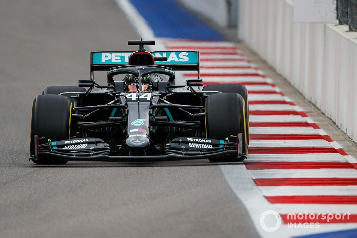 "Hamilton: 2020 F1 penalty slip-ups ""won't happen again"""