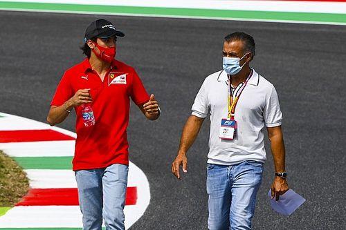 ジュリアーノ・アレジ、今季はSFライツとGT300参戦へ。父ジャンが明かす