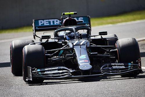 F1, Mugello, FP3: Bottas di un soffio su Verstappen
