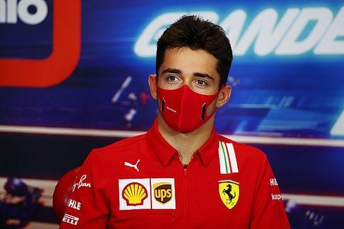 Leclerc: nem engedékenyek velem a versenybírák, de egyszer tényleg megúsztam