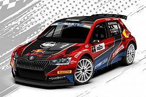 ERC: Mikkelsen al Rally Hungary con la Skoda della Topp-Cars