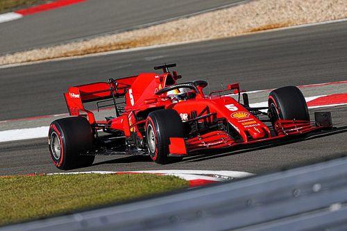 """Vettel: """"Yapabileceğimin en iyisini yaptım"""""""