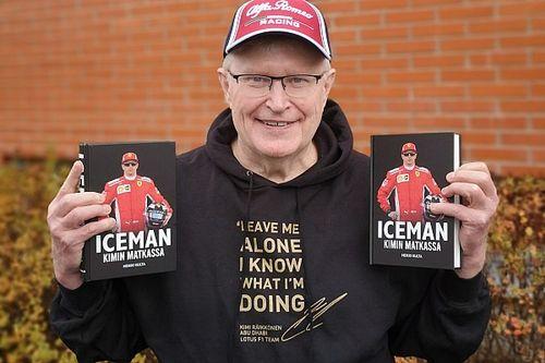 莱科宁喜迎破纪录时刻,《冰人:与基米的旅程》出版发行