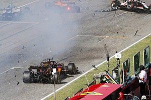 Dit schreven internationale media over de chaotische GP van Toscane