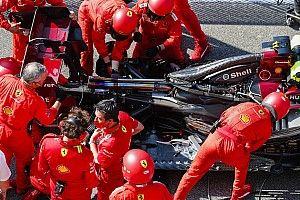 ¿Vetará Ferrari la congelación de los motores de Fórmula 1?